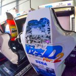 Initial D Arcade Machine