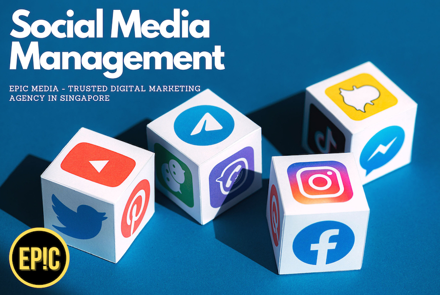 Social Media Management Company in Singapore