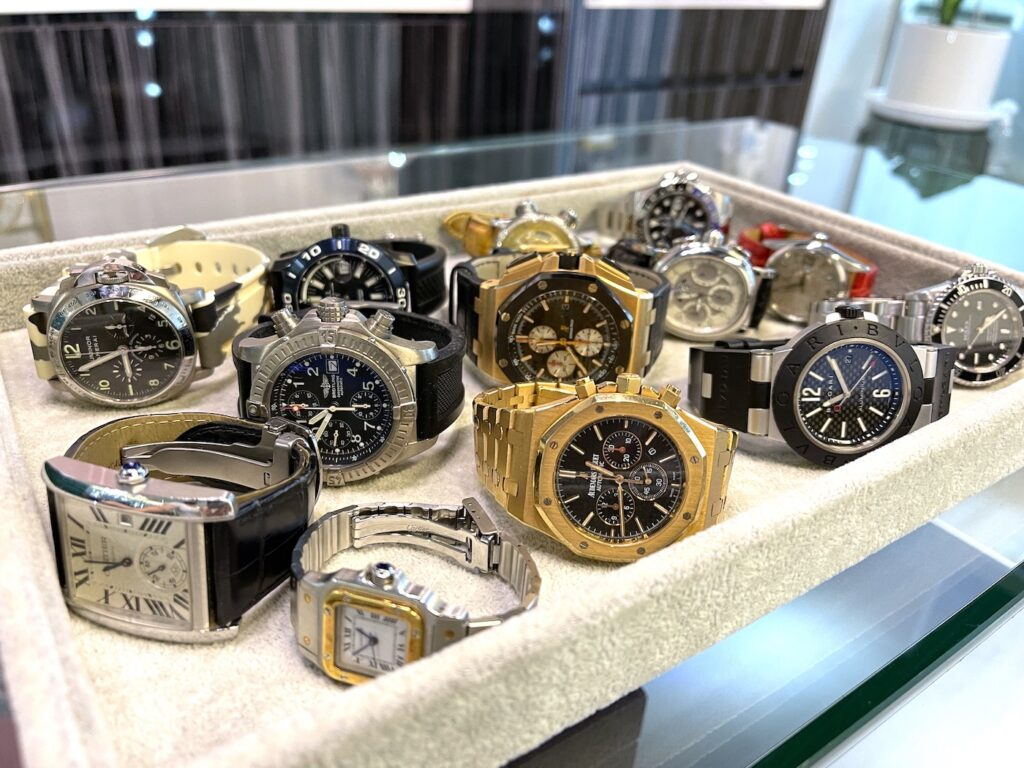 Consignment pre own luxury watches for sale