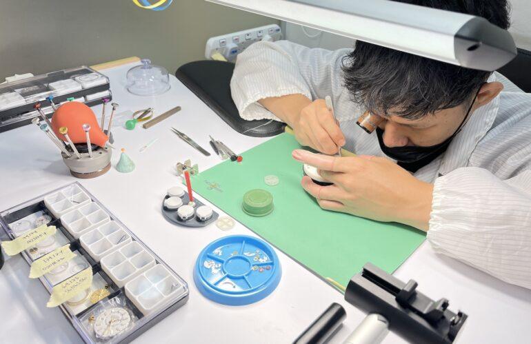Top Luxury Watch Repair Shop in Singapore