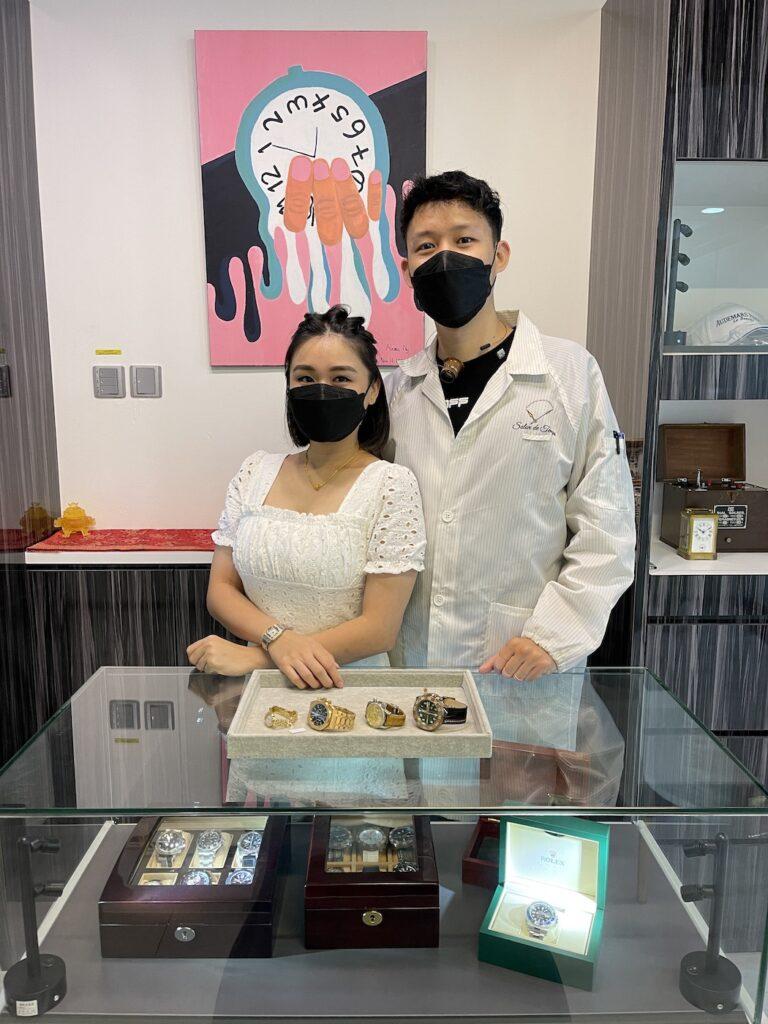 Luxury Watch Specialist in Singapore