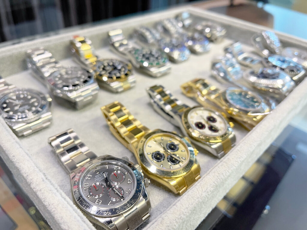 Rolex Watches Consignment Singapore