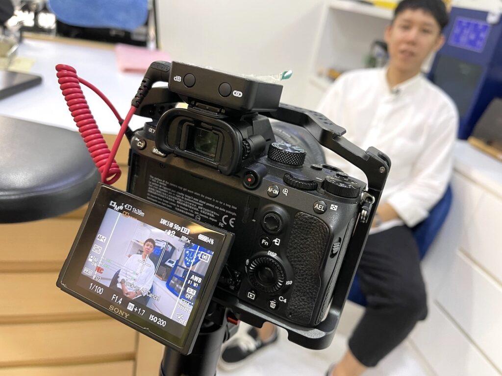 Social Media Adertising Video Production